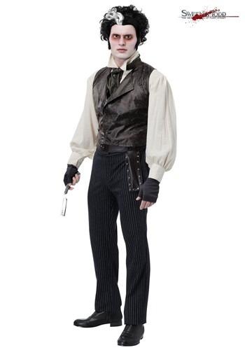 Men's Sweeney Todd Costume Update Main