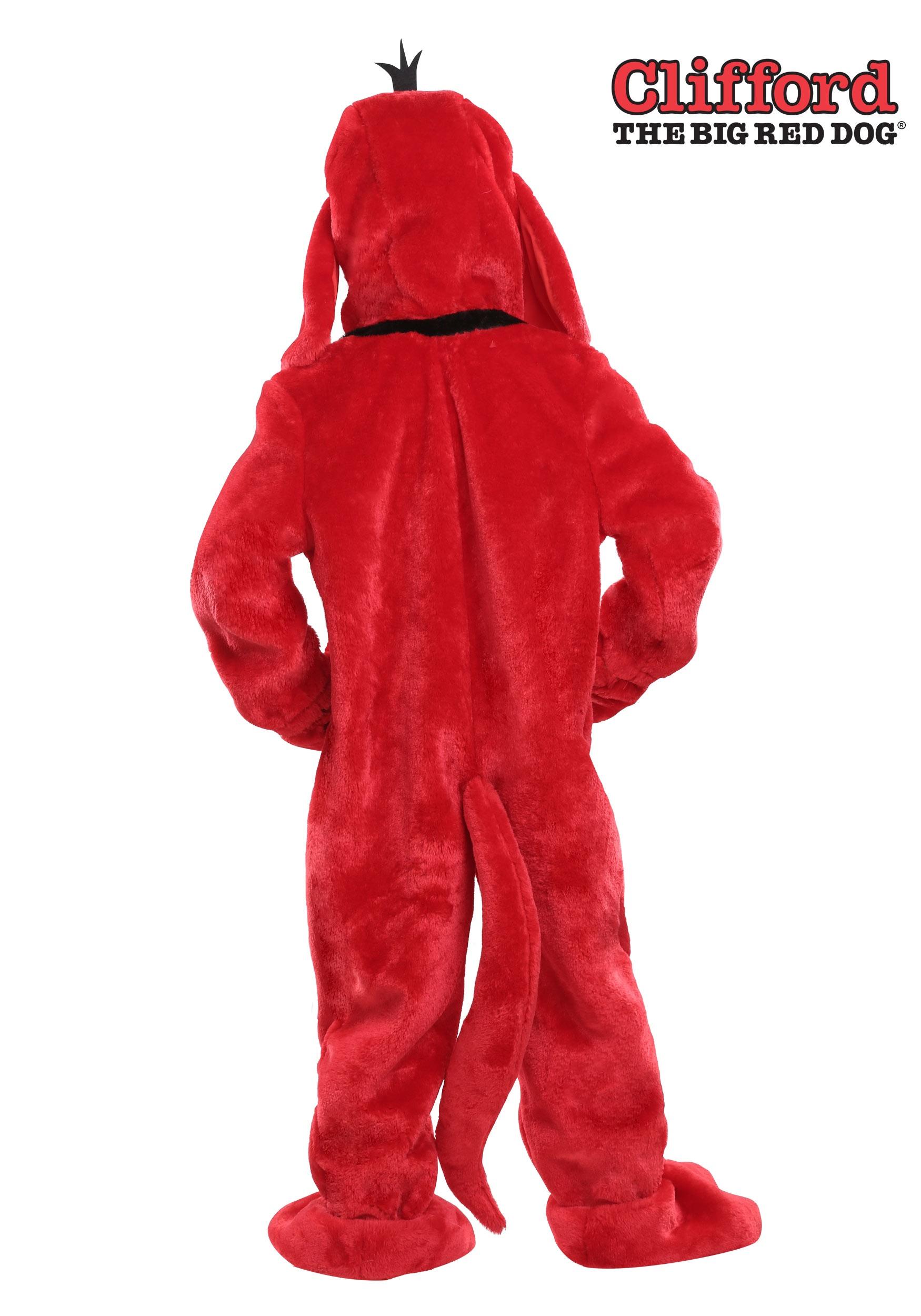 a61a5a7d712 Clifford the Big Red Dog Children s Costume-alt2