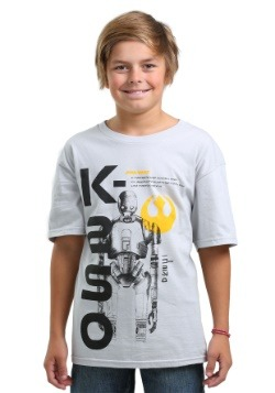 K-2SO Rogue One Youth T-Shirt