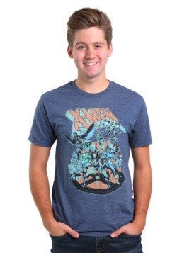 80s X-Men Group Shot T-Shirt