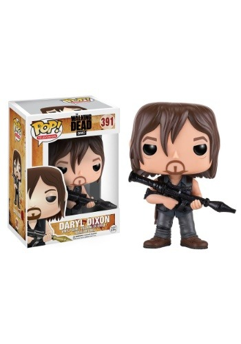 The Walking Dead Daryl Rocket Launcher POP Vinyl Figure FN11065-ST