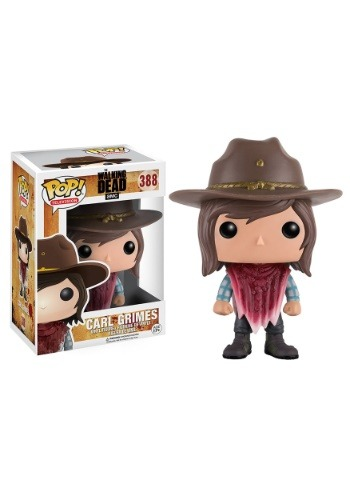 The Walking Dead Carl POP Vinyl Figure FN11068