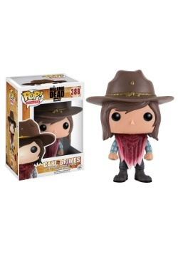The Walking Dead Carl POP Vinyl Figure