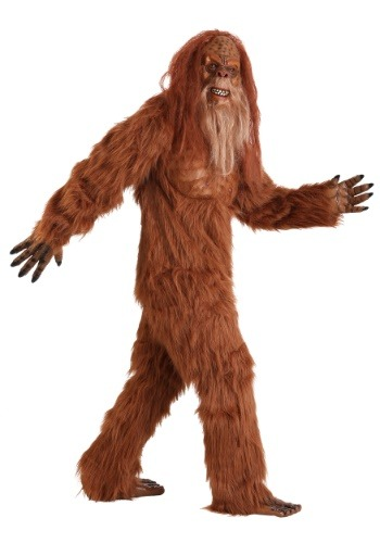 Mens Bigfoot Costume