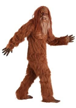 Plus Size Bigfoot Costume