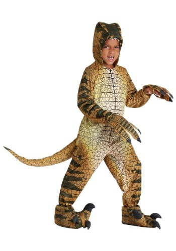 Kids Velociraptor Costume-update1