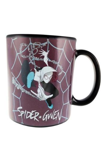 Spider Gwen Heat Reveal Mug