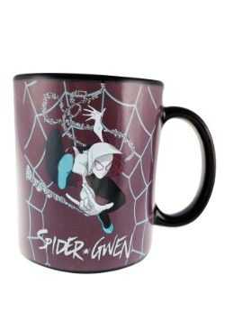 Spider Gwen Heat Reveal Mug