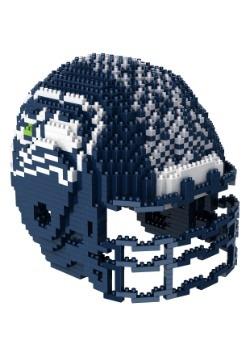 Seattle Seahawks 3D Helmet Puzzle