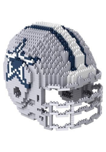 Dallas Cowboys 3D Helmet Puzzle
