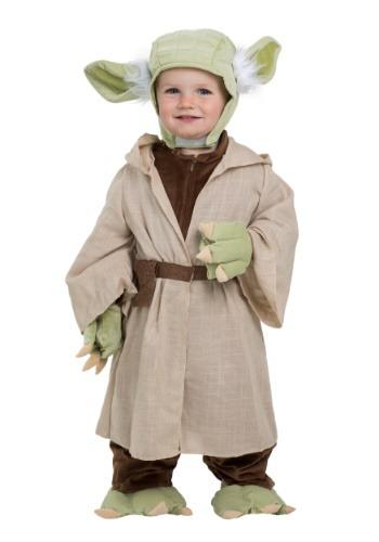 Toddler   Costume   Yoda   Star   War
