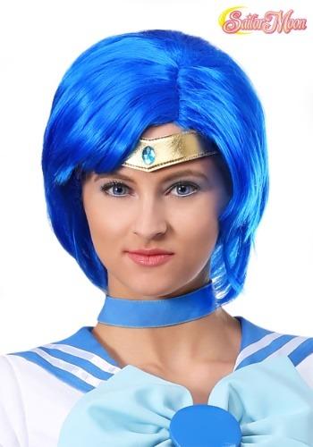 Adult's Sailor Moon Sailor Mercury Wig
