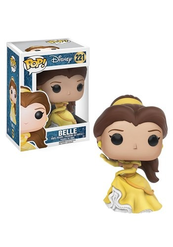 POP Disney Beauty and The Beast Princess Belle Figure