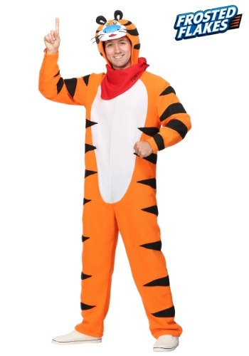 Adult Plus Size Tony the Tiger Costume