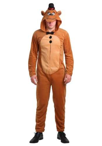Five Nights at Freddys Union Suit for Adults BWZU48ZBFNF06PP56-L