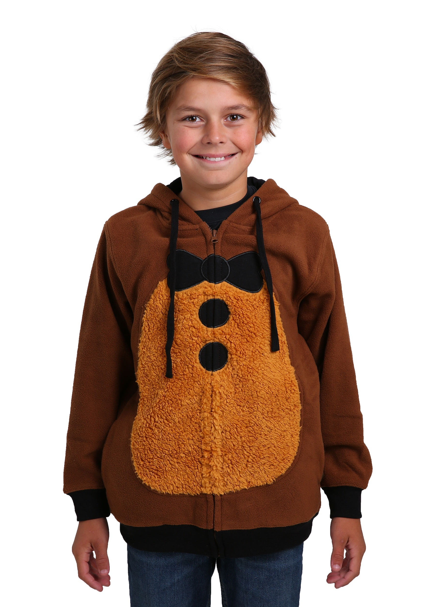 Five nights at freddys costume hoodie for kids
