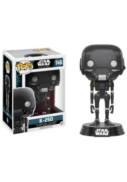 POP Star Wars Rogue One K-2SO Bobblehead Vinyl Figure