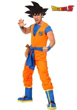 Dragon Ball Z Authentic Goku Costume