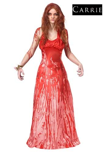 Women's Adult Carrie Costume1
