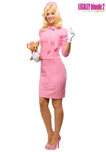 Legally Blonde 2 Elle Woods Women's Costume