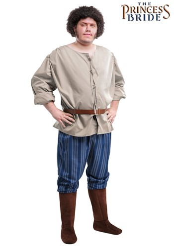 Princess Bride Fezzik Plus Size Costume