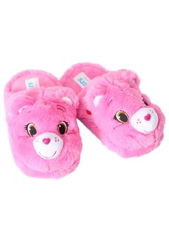 Care Bears Cheer Bear Kids Slippers