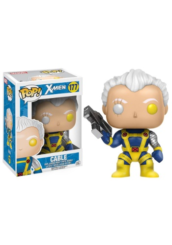 Pop Marvel X Men Cable Bobblehead Figure