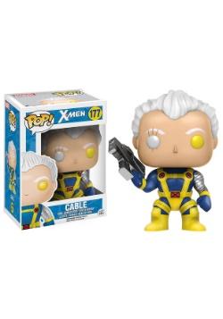 Pop Marvel X Men Cable Bobblehead Figure