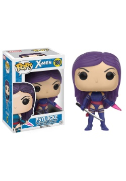 Marvel X Men Psylocke POP Vinyl Figure