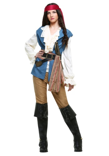 Seven Seas Sweetie Adults Costume