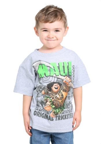 Moana Maui Original Trickster Boys Shirt
