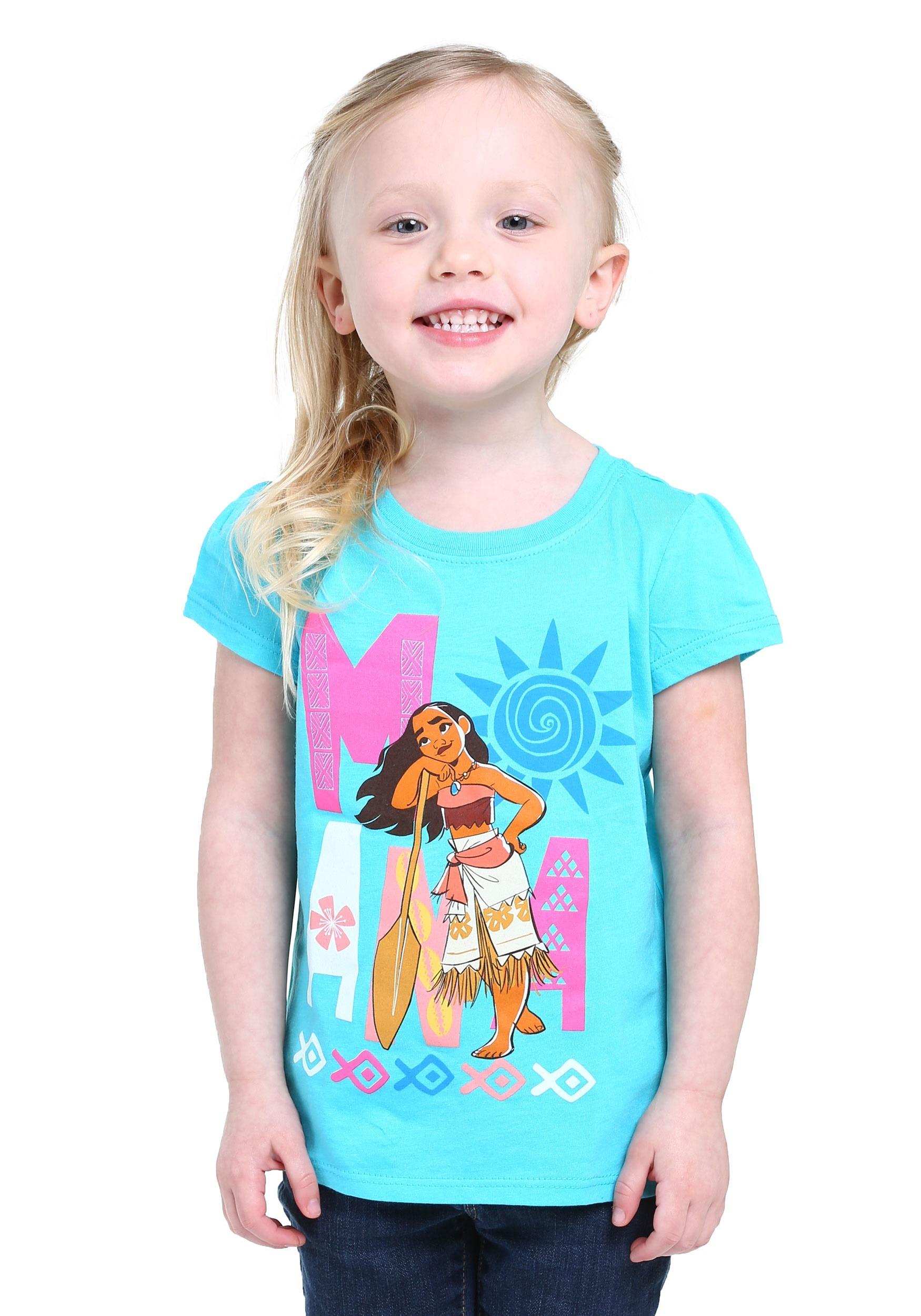 3aca8b9a870 Moana Toddler Girls T-Shirt
