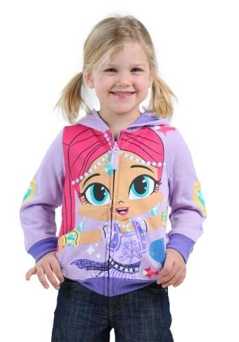 Shimmer & Shine Girls Shimmer Costume Hoodie