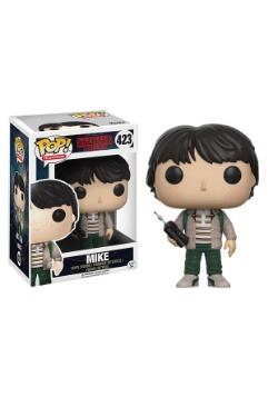 Pop Stranger Things Mike Vinyl FIgure