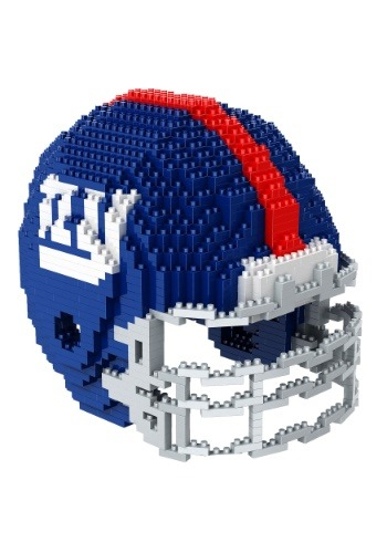 New York Giants 3D Helmet Puzzle