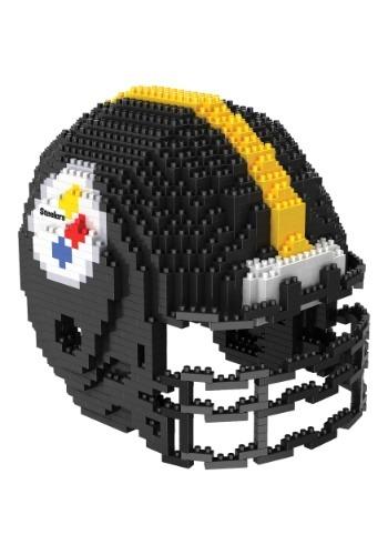 Pittsburgh Steelers 3D Helmet Puzzle FLPZNF3DHLMPS