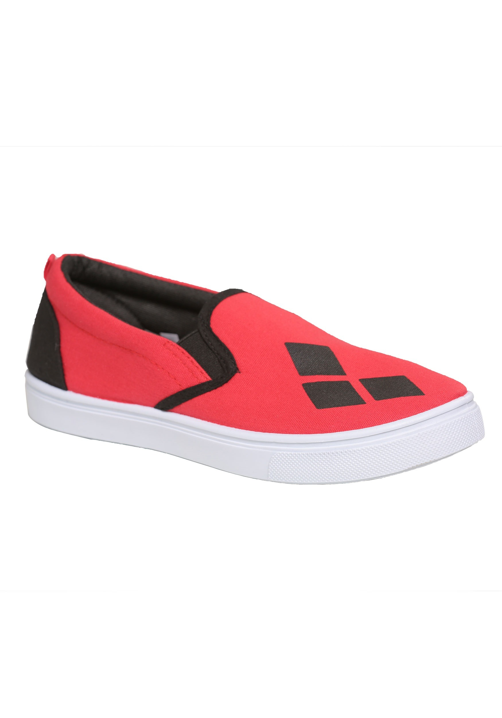 cc6dd9de968952 Harley Quinn Canvas Shoes for Women