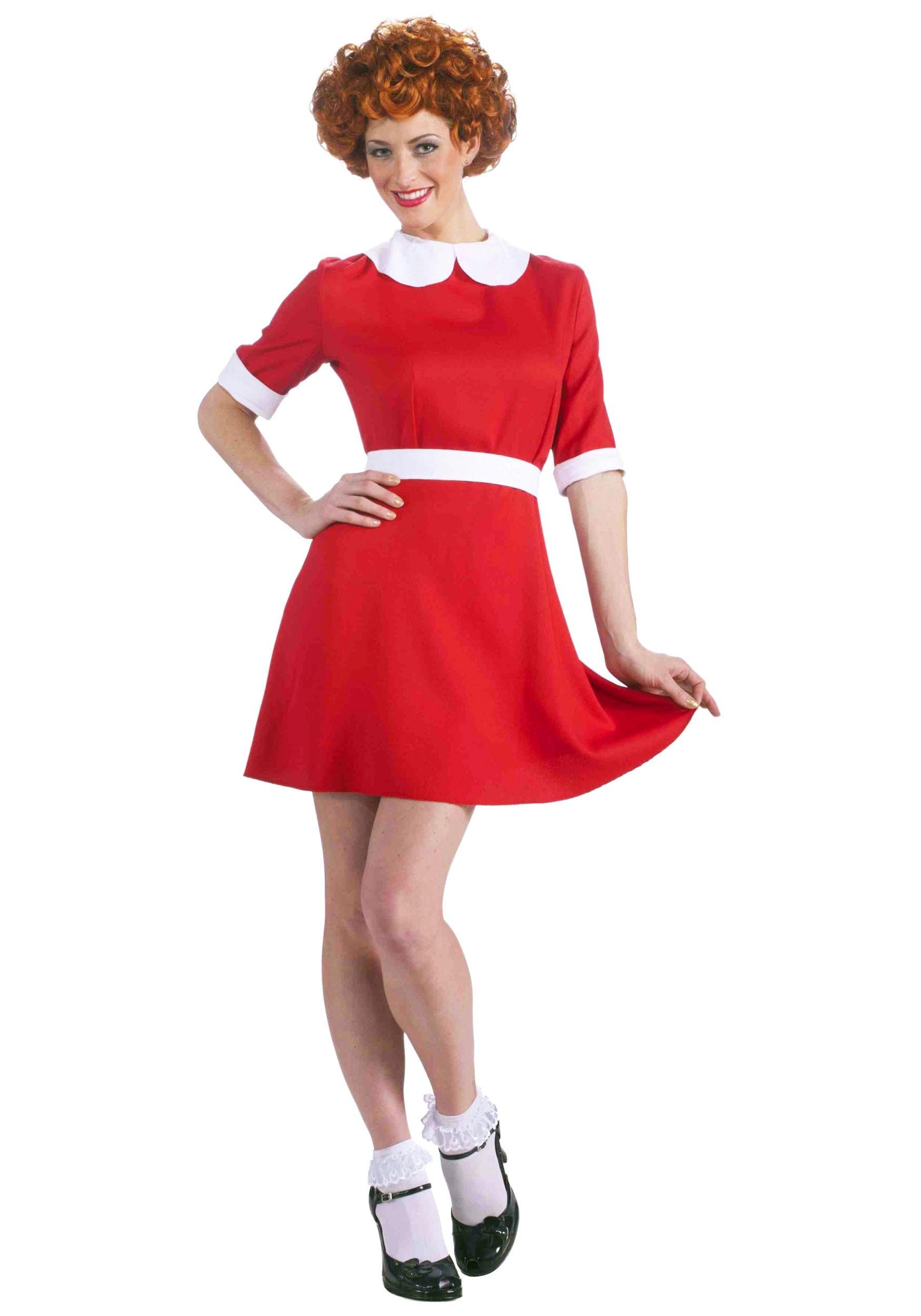 7330229732bb Womens Orphan Annie Costume Update Main