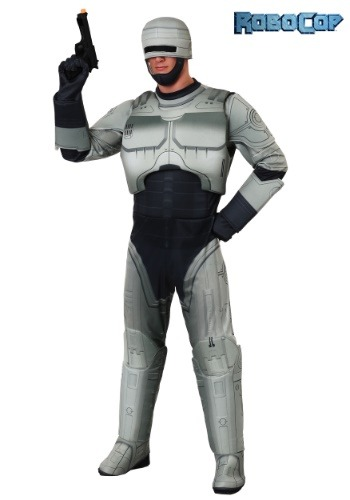 Adult Robocop Costume