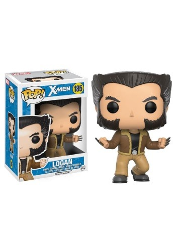 POP Marvel X Men Logan Vinyl Figure