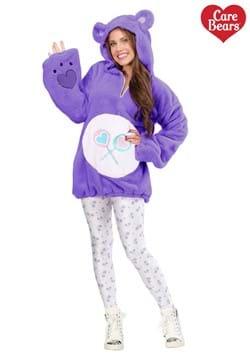 Care Bears Women's Deluxe Share Bear Hoodie Costume