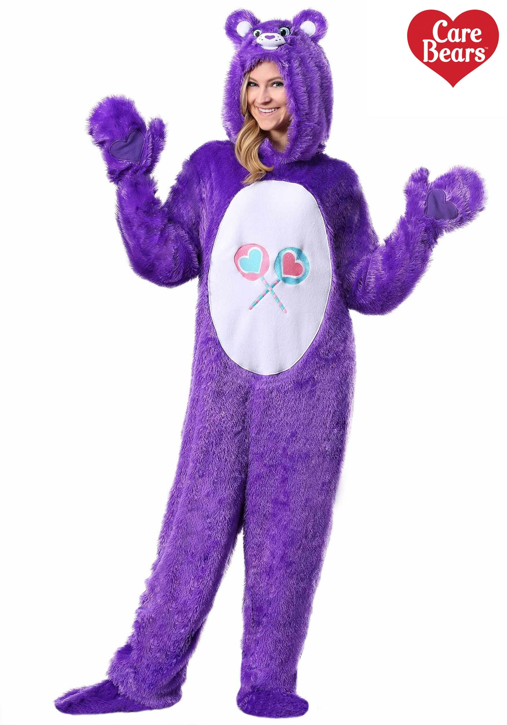 care bears classic share bear costume for adults