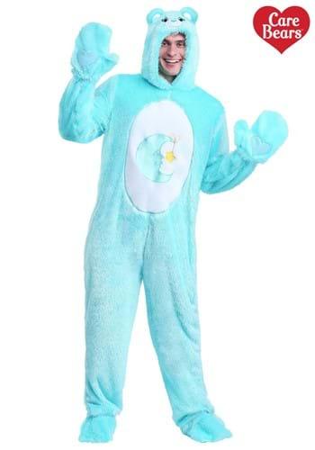 Adult Classic Bedtime Bear Care Bears Costume