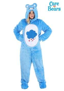 Adult Care Bears Classic Grumpy Bear Costume