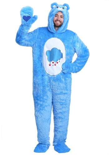 Care Bears Classic Grumpy Bear Costume for Adults FUN6497AD-L