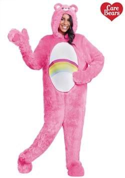 Adult Classic Cheer Bear Care Bears Costume_update