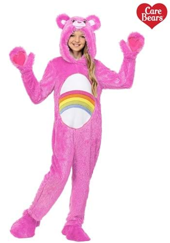 Child Classic Cheer Care Bears Custume
