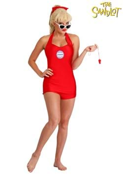 Women's Wendy Peffercorn Sandlot Costume