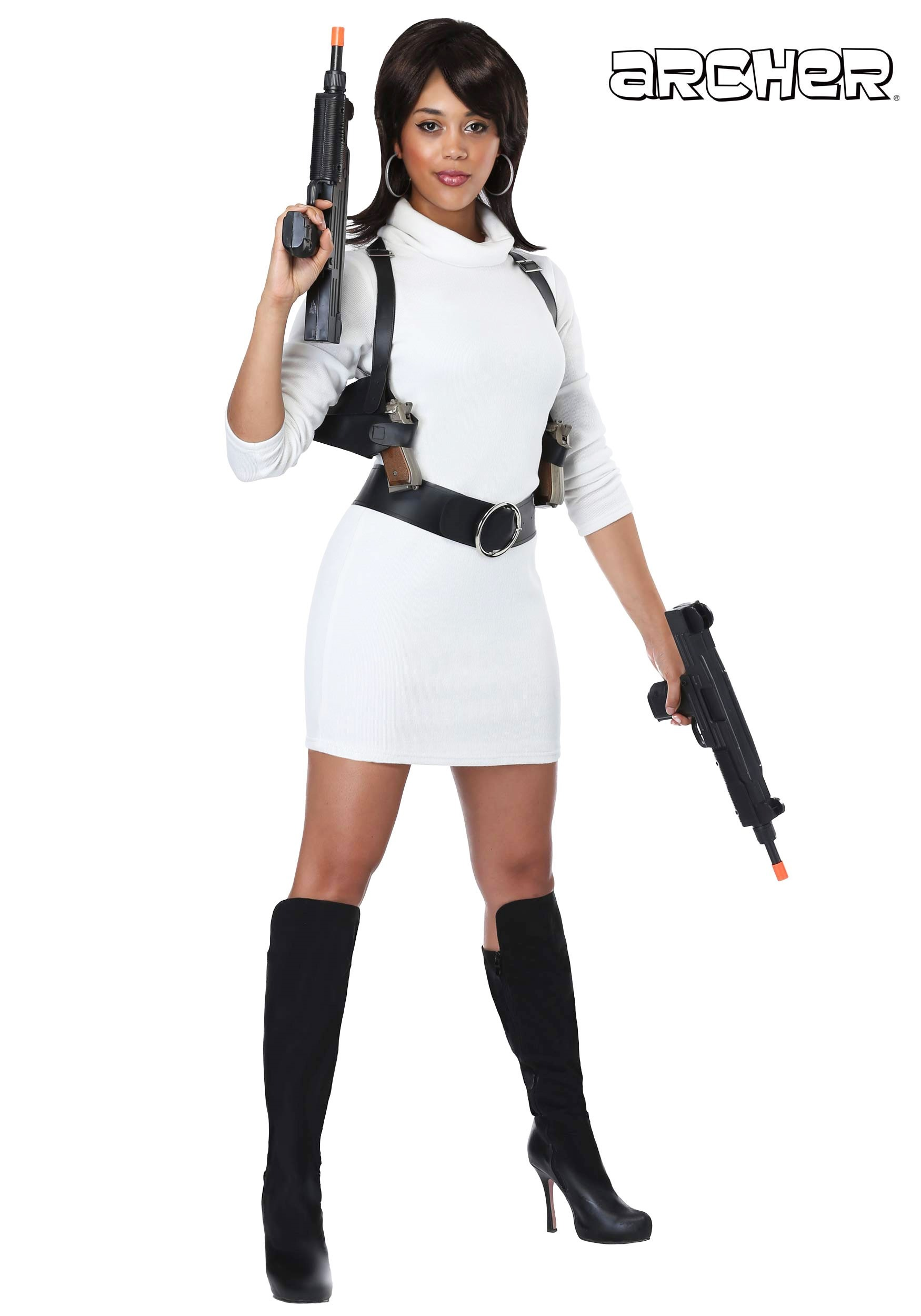 Archer And Lana Costume