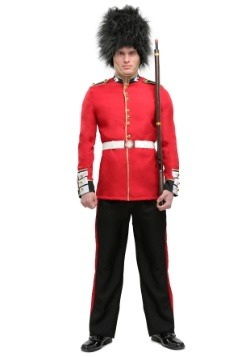 Men's Royal Guard Costume Update